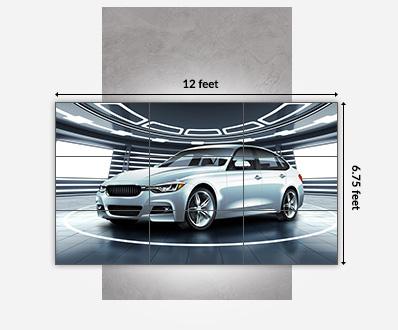 LCD Video walls