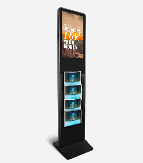 COMMERCIAL LCD DISPLAY